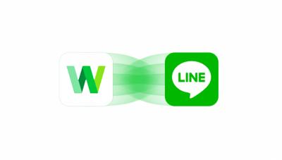 LINEユーザーとのトーク  - トーク - LINE WORKS ガイド