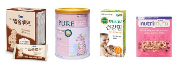 """""""까다롭게 골랐다!""""… 임산부를 위한 건강식품 비교 - No.1 육아신문"""